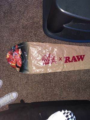 Wiz Khalifa x RAW 6ft. inflatable Joint for Sale in Hilliard, OH