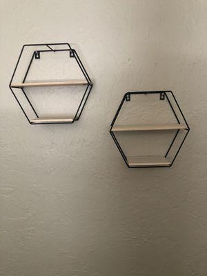 Hexagonal shelves for Sale in Edmond, OK
