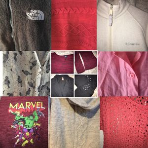 Medium tops 14 piece bundle for Sale in Allen Park, MI
