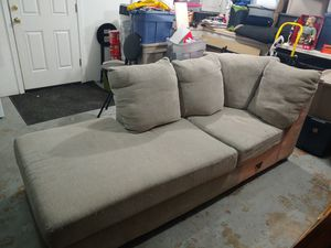 One half of a sectional couch for Sale in Anchorage, AK