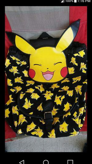 Pokemon BackPack for Sale in Nashville, TN