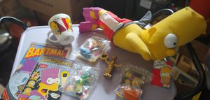SIMPSONS COLLECTIBLES LOT for Sale in Plant City, FL