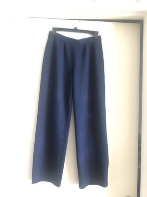 St. John blue pull on pants for Sale in Fort Myers, FL