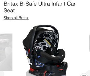 Britax B-Safe Ultra Infant Car Seat for Sale in Vancouver, WA