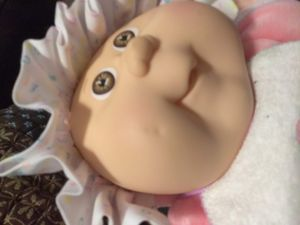 Cabbage patch baby soll for Sale in Oak Harbor, WA