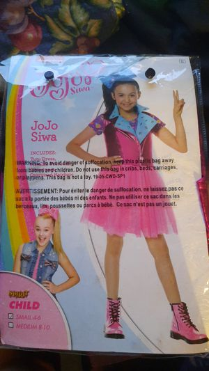 Jojo Siwa costume for Sale in Fontana, CA