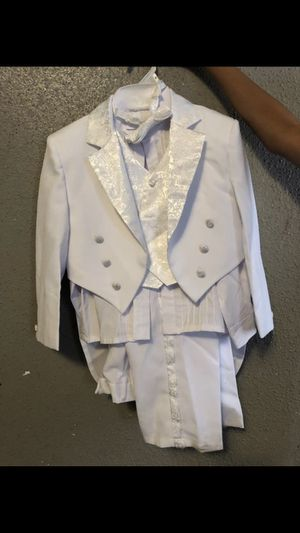 Baptism costume 3years boy for Sale in Las Vegas, NV