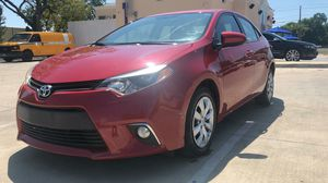 Toyota Corolla 2016, $8500, 56k millas, clean tittle, finance available for Sale in Dallas, TX