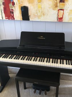 Yamaha Clavinova CVP65 Piano for Sale in Richardson,  TX
