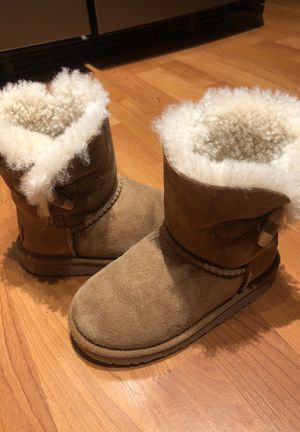 Ugg boots toddler for Sale in West Springfield, MA