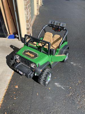 12 volt Jeep Wrangler for Sale in Denver, CO
