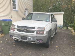 2002 Chevrolet Avalanche for Sale in Edison, NJ