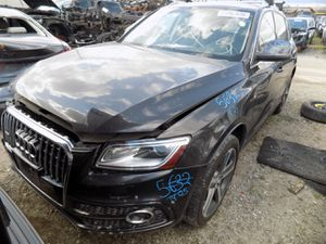2014 Audi Q5 3.0 L (Parting Out) STOCK # 5632 for Sale in Fontana, CA