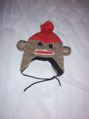 Monkey hat for Sale in Purdy, MO