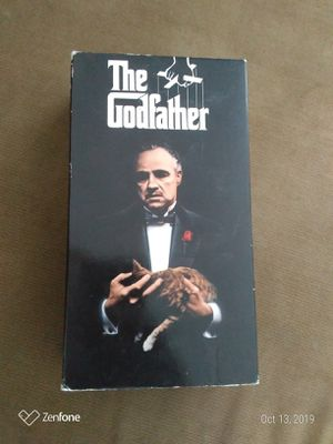 The Godfather on VHS **Very good/like new** for Sale in Biscayne Park, FL