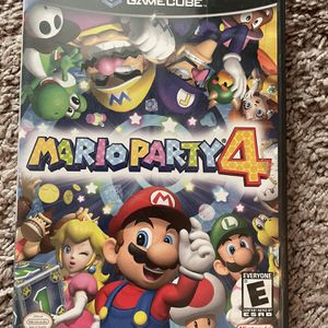 Mario Party 4 Gamecube for Sale in Wildwood, MO