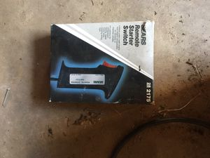 Remote starter switch for Sale in Lynchburg, VA