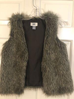 Kids, Fur vest!! for Sale in Fairfax, VA