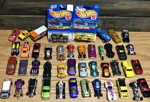44pc Mixed Hot Wheels Lot - Cars , Trucks , New for Sale in Riverview, FL