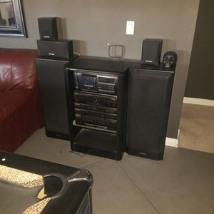 Pioneer Stereo System for Sale in Las Vegas, NV