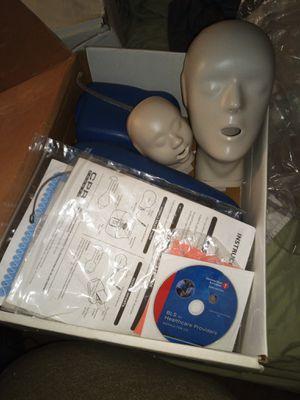 Cpr prompt mannequin for Sale in Brandon, FL