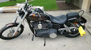 2010 Harley Davidson Wide Glide for Sale in Tinley Park, IL