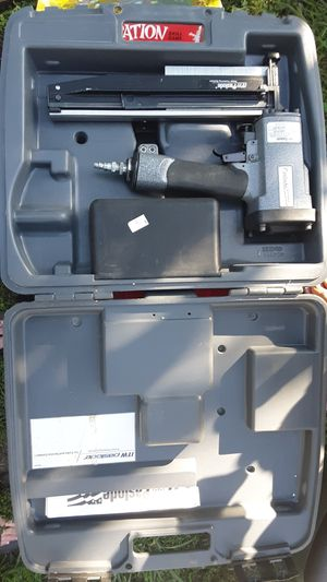 Paslode Nail Gun for Sale in Lee's Summit, MO