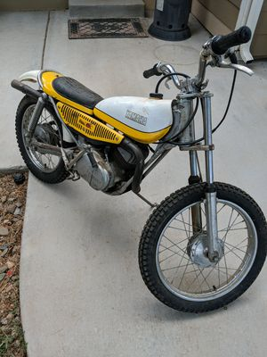 Yamaha TY 80 for Sale in Littleton, CO