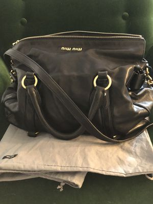 Authentic Miu Miu Bow Satchel for Sale in New York, NY