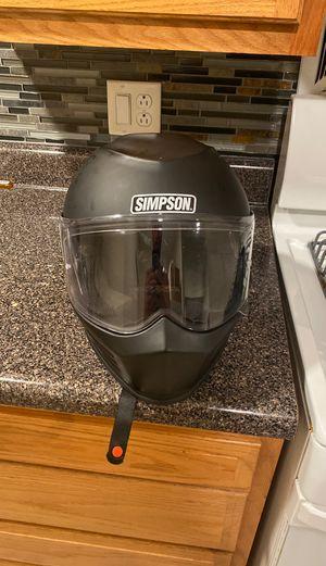 Simpson helmet for Sale in Norfolk, VA