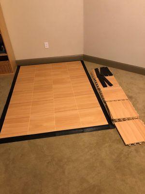 6'x7' Portable Dance/Ballet/Tap floor for Sale in Happy Valley, OR