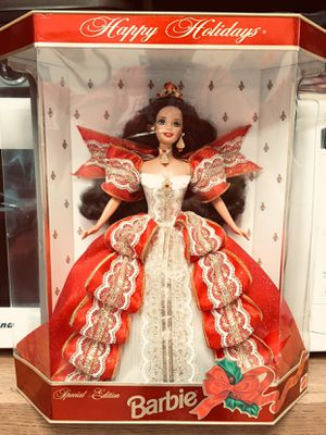 Mattel Barbie Dolls Collectible Editions New in Box Cinderella Sleeping Beauty Nutcracker Sabrina Buyers Choice for Sale in Streetsboro, OH