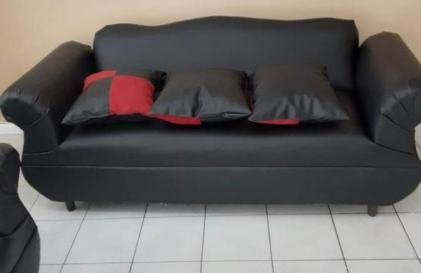 FURNITURE NEW SOFA COUCH PILLOW - 2 PIECES WITH PILLOWS