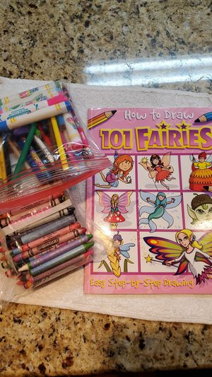 Coloring book for Sale in Rockville, MD