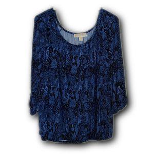 WOMENS: Michael Kors Scoop-Neck Blouse for Sale in Chesapeake, VA
