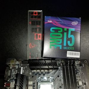 MSI Pro Carbon Z170A With Core I5 6600k for Sale in The Bronx, NY