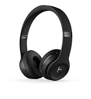 BRAND NEW unopened Beats by Dre Studio3 Wireless Over Ear Headphones in Matte Black for Sale in Queens, NY