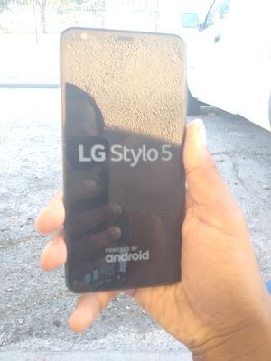 Stylo 5 Metro by T-Mobile for Sale in Las Vegas, NV