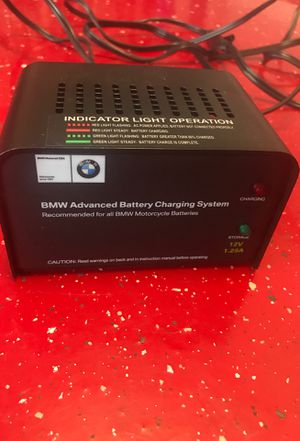 BMW brand Battery Tender charger motorcycle for Sale in Livermore, CA