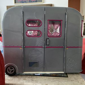Doll House Camper - All Accessories - Canopy Bed - for Sale in Palm Harbor, FL