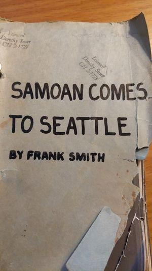 Everyday Samoan for Sale in SeaTac, WA
