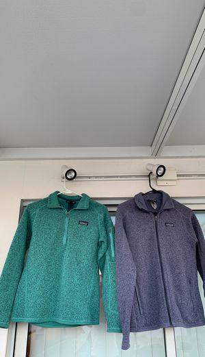 2 Patagonia women's better sweaters for Sale in Moreno Valley, CA