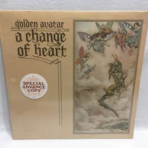 """Golden Avatar A Change Of Heart 12"""" LP Album for Sale in Chicago, IL"""