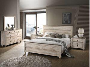 Tavistock standard 5 piece king sized bedroom set for Sale in Oakdale, CA