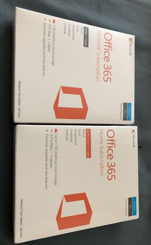 Office 365 subscriptions for Sale in Honolulu, HI