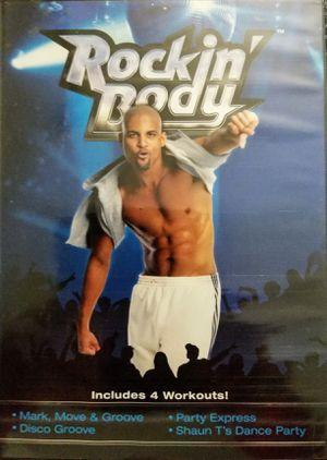 Shaun T Rockin Body $10 for Sale in Lowell, MA