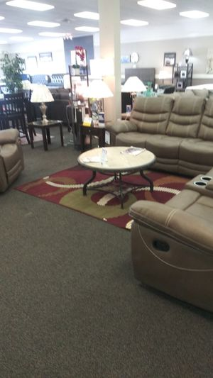 New 3 Piece Sofa/Loveseats/Recliner for Sale in West Columbia, SC