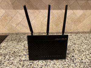 Asus wireless router 50$ for Sale in San Antonio, TX