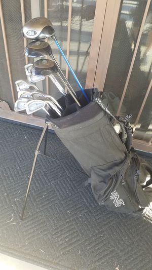 Golf clubs set PING ISI SI3 I3 for Sale in Chandler, AZ