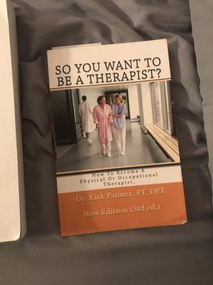 So You Want To Be A Therapist? for Sale in Lewisville, TX
